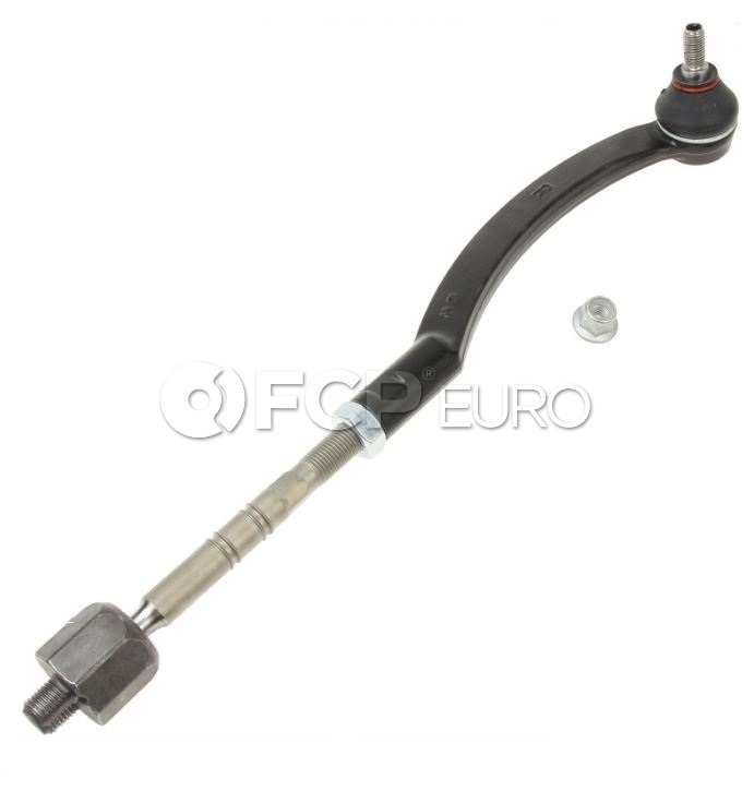 Mini Cooper Tie Rod Assembly - Lemforder 32116780786