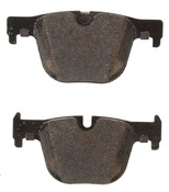 BMW Brake Pad Set - Genuine BMW 34206799813