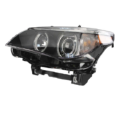 BMW Bi-Xenon Adaptive Headlight Assembly - Hella 63127160157