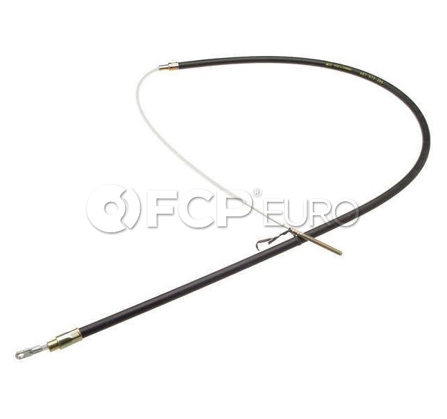 BMW Parking Brake Cable - Gemo 34411160134