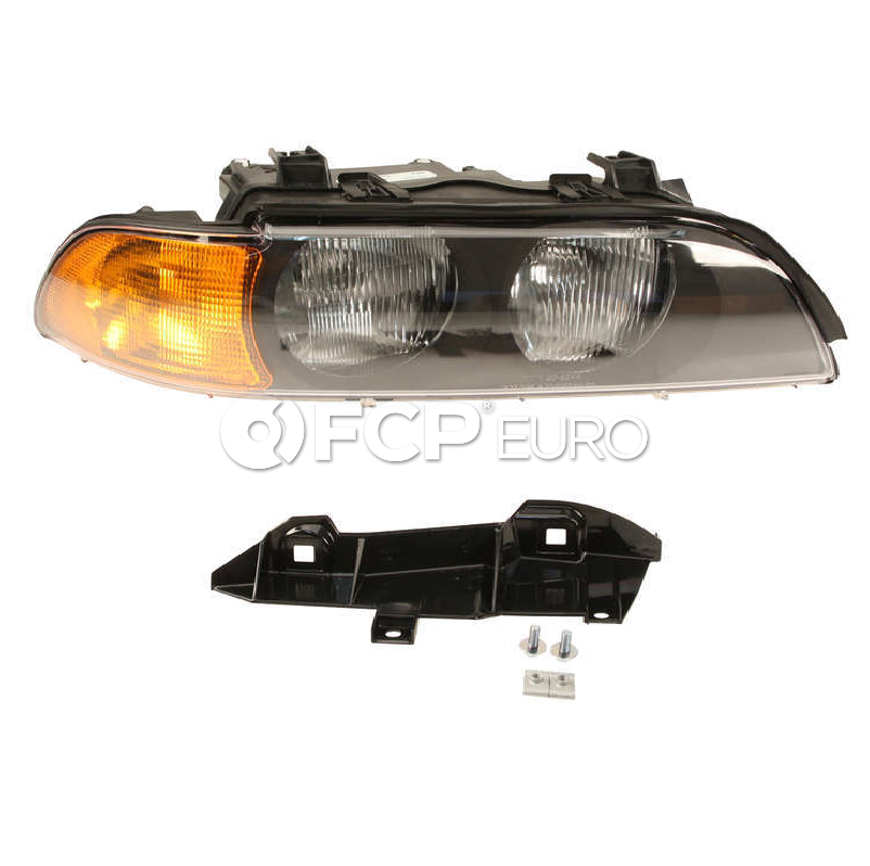 BMW Halogen Headlight Assembly - TYC 63128385092