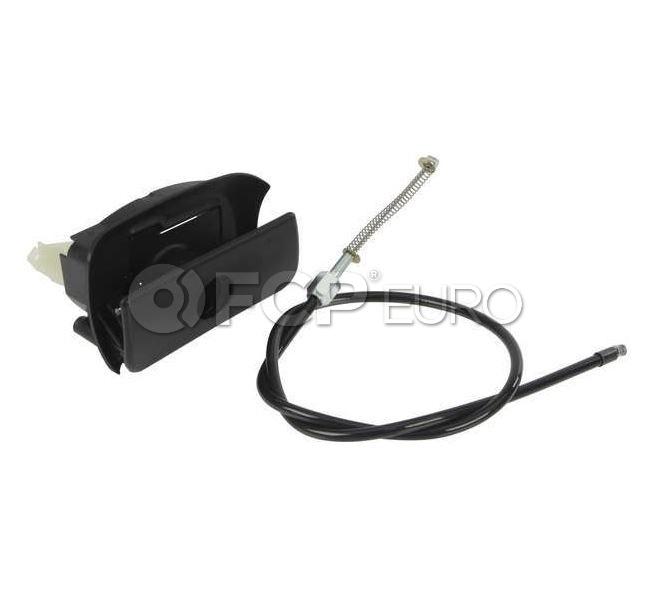 BMW Glove Box Lock (740i 740iL 750iL) - Genuine BMW 51168177644