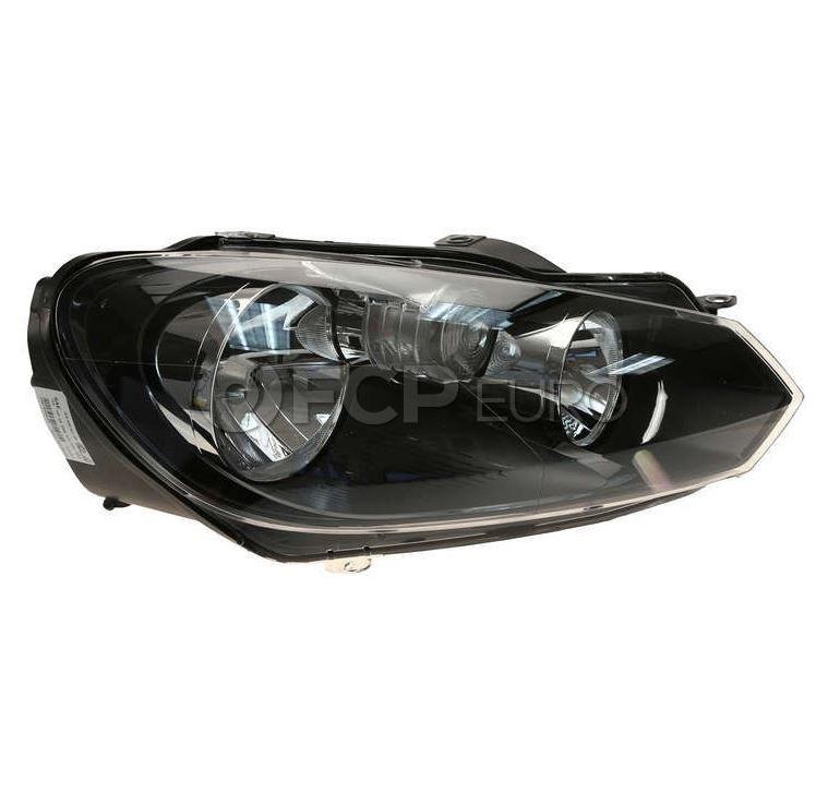 VW Headlight Assembly - Hella 5K0941006C