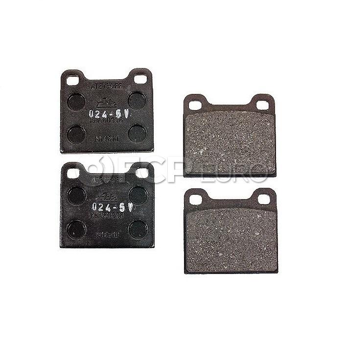Volvo Brake Pad Set - ATE 30793802