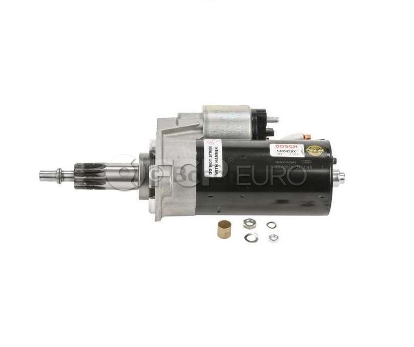 Porsche Starter Motor - Bosch 944604104AX