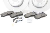 BMW Brake Kit - Genuine BMW 34116778647KTF