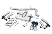 VW SwitchPath Catback Exhaust System - AWE Tuning 302542048