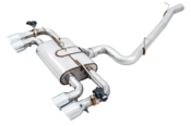 AWE SwitchPath Catback Exhaust System - AWE Tuning 302543052