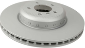 BMW Brake Disc - Genuine BMW 34106797606