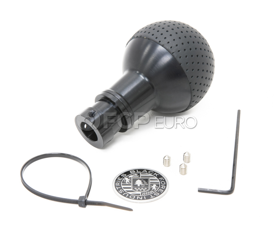 Audi VW Heavy Weight Shift Knob  - Black Forest Industries GS2