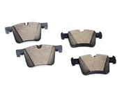 BMW Brake Pad Set - Genuine BMW 34106799801