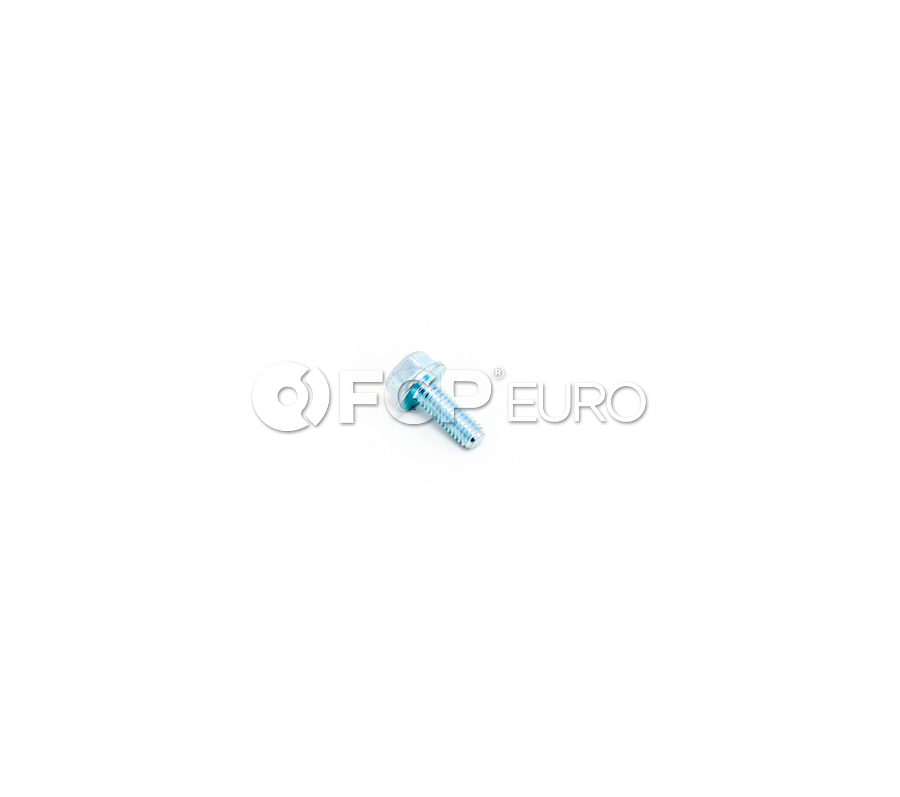 MINI Automatic Transmission Oil Pan Bolt (M6X16) - Genuine MINI 24277520118