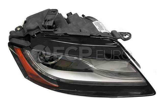 Audi Xenon Headlight Assembly - Valeo 8T0941030AM
