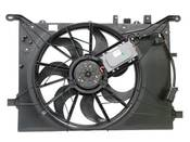 Volvo Radiator Cooling Fan - TYC 30680547