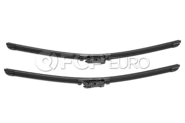 Audi VW Windshield Wiper Blade Set - Bosch 8J1998002