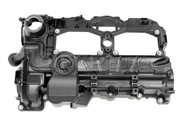 BMW Engine Valve Cover - Genuine BMW 11127633630