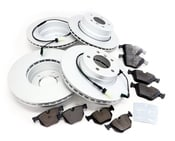 BMW Brake Kit - Genuine BMW 34116864905KTFR