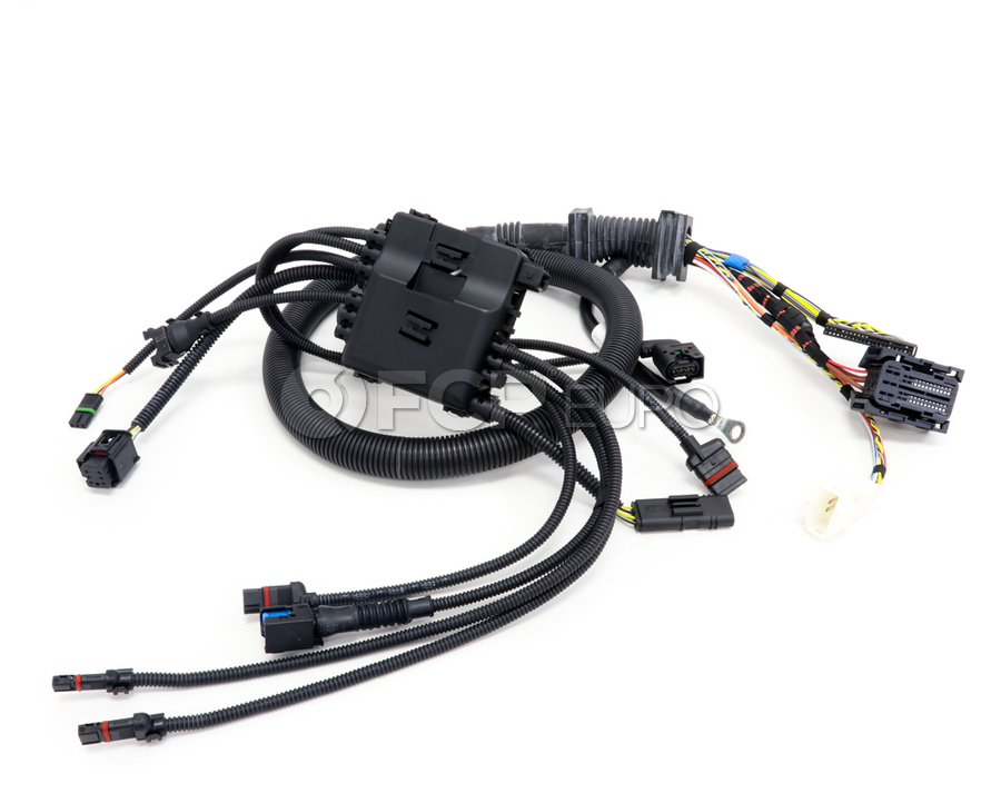 BMW Engine Wiring Harness Engine Module - Genuine BMW 12517566463