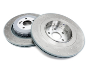 Mercedes Brake Disc - VNE 2214230812