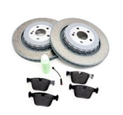 Mercedes Brake Kit Rear - VNE 2214230812
