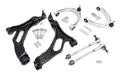 VW Control Arm Kit with Hardware (6-Piece) - TRW / Lemforder TOUAREGCAKIT