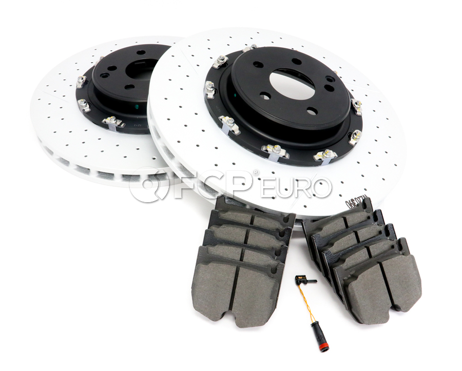 Mercedes Brake Kit - Brembo W220AMGFBK2