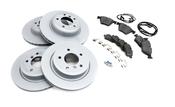 BMW Brake Kit - Zimmermann 34116794427KT2