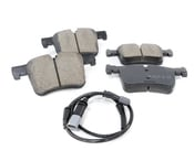 BMW Brake Pad Set - Akebono EUR1561A