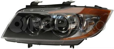 BMW Headlight Assembly Left (323i 325i 325xi) - Hella 63117161669