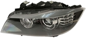 BMW Adaptive Xenon Headlight Assembly Left - Hella 63117240261