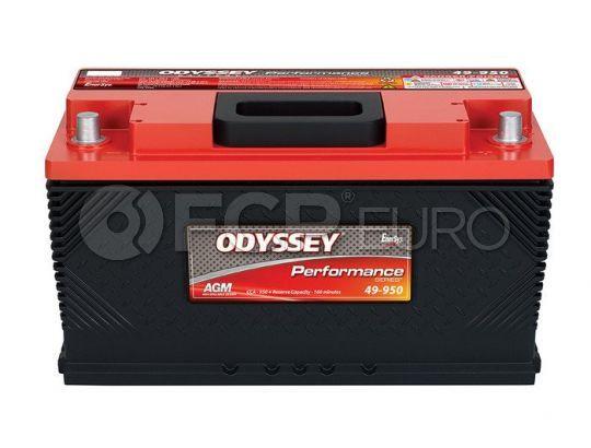 AGM Automotive Battery (Group 49) - Odyssey 49-950