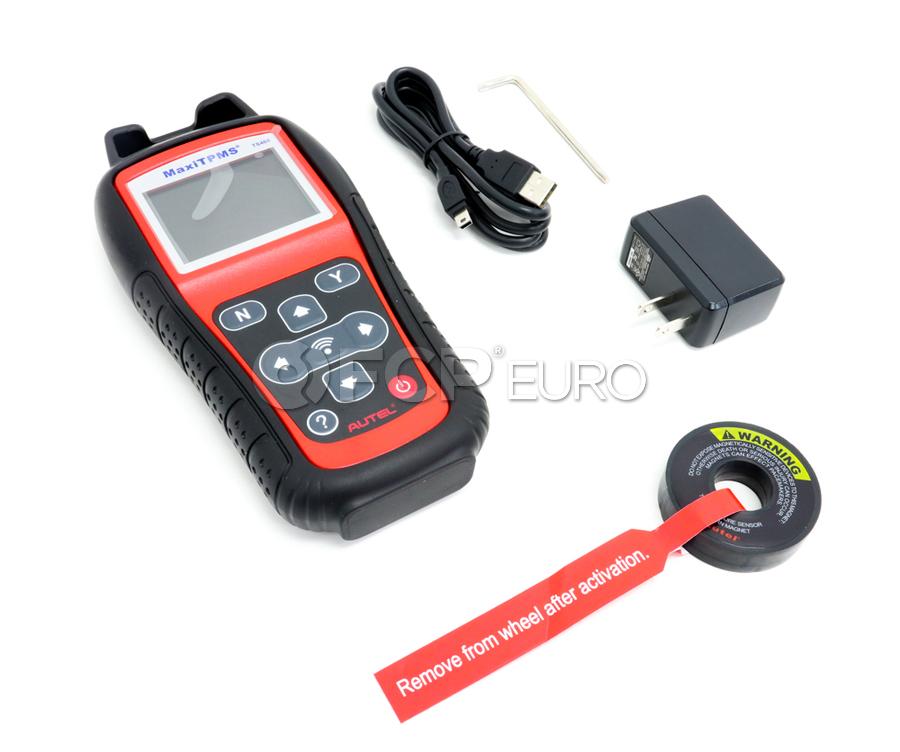 MaxiTPMS TS408 Tire Pressure Monitoring System Scantool - Autel TS408