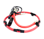 BMW Battery Safety Cable - Genuine BMW 61126928990