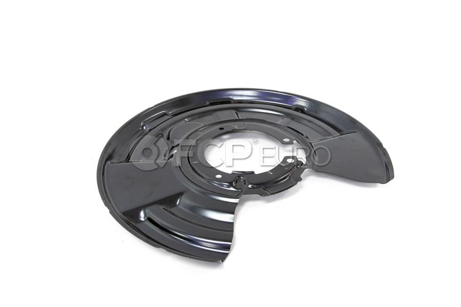 BMW Parking Brake Backing Plate - Genuine BMW 34216792243