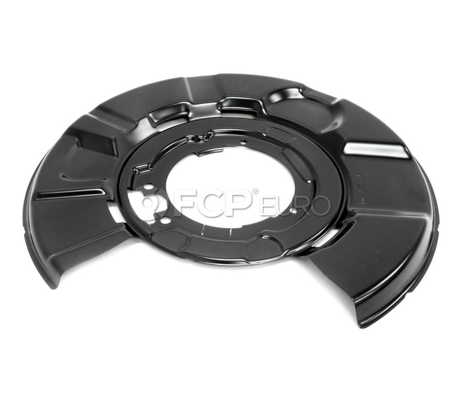 BMW Parking Brake Backing Plate - Genuine BMW 34216792247