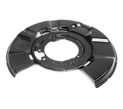 BMW Parking Brake Backing Plate - Genuine BMW 34216792247