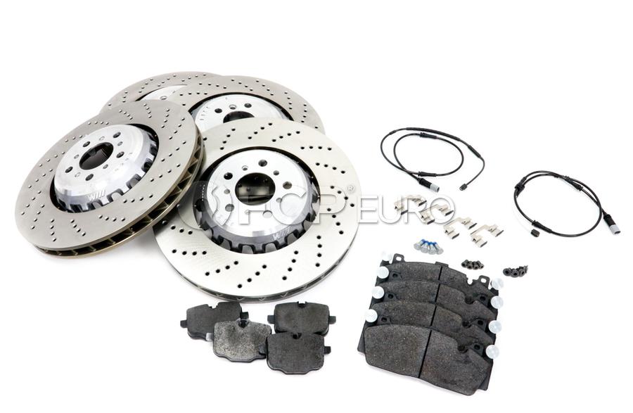 BMW Brake Kit - Genuine BMW 34112284101KTFR