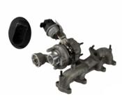 VW Turbocharger - Borg Warner 038253019S