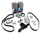 Audi Comprehensive Timing Belt Kit - 06F198119AKT