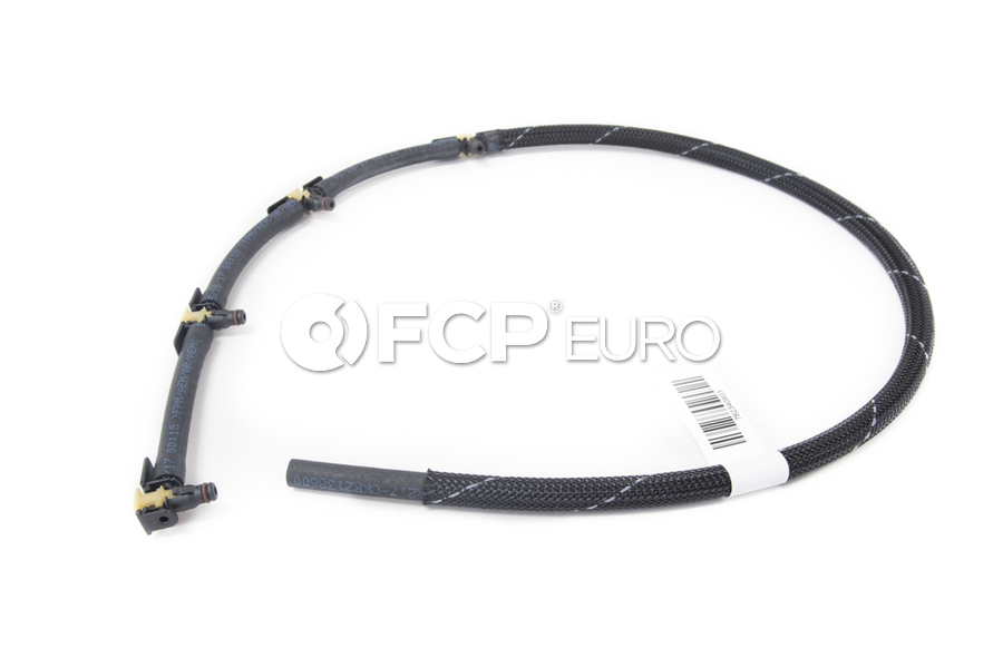 BMW Overflow Oil Line - Genuine BMW 13537823408