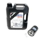 BMW 20W50 Oil Change Kit - 11421707779KT2