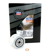 Volvo Oil Change Kit - Liqui Moly KIT-539359