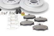 Volvo Brake Kit - Bosch KIT-538764