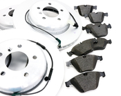 BMW Brake Kit - Genuine BMW 34116763824KTFR2