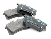 Audi VW Brake Pad Set - Genuine Audi VW 8E0698451L