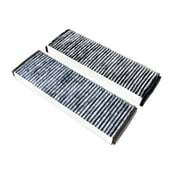 Audi Cabin Air Filter Set - Micron Air 4F0898438C