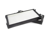 BMW Cabin Air Filter Set - Mahle 64316945585