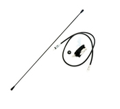 Volvo Manual Antenna Assembly (Wagons) - Genuine Volvo 9447929