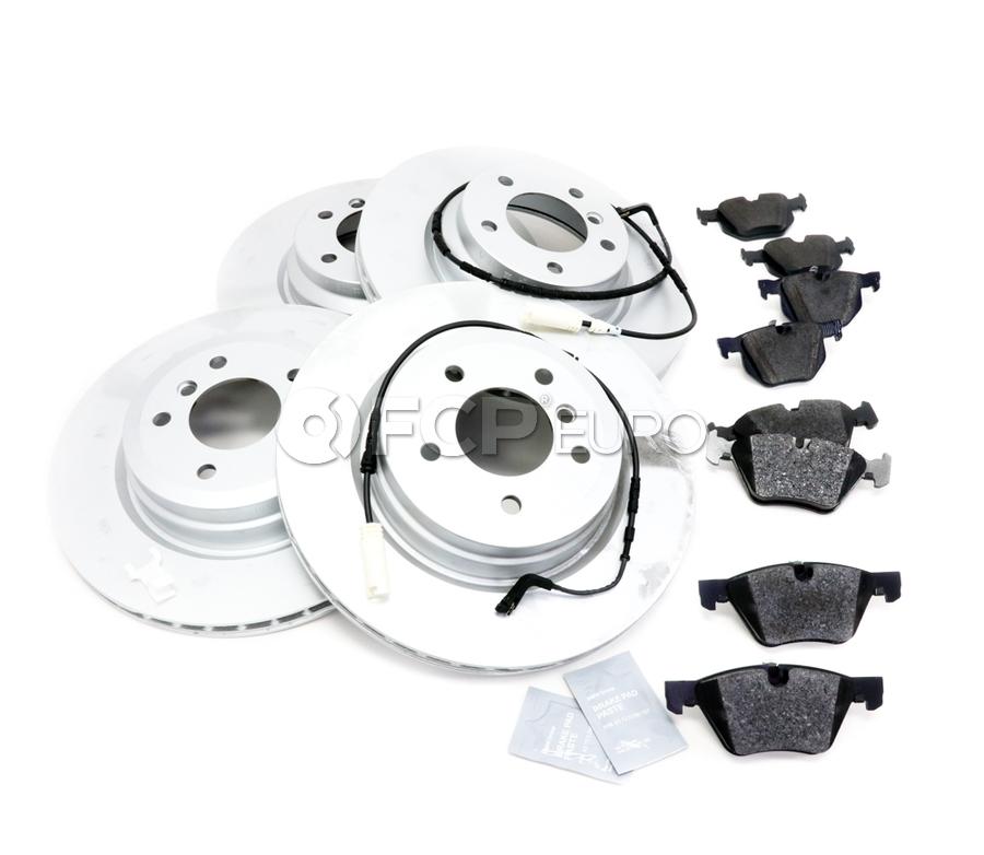 BMW Brake Kit - Genuine BMW 34216855004KTFR