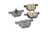 BMW Brake Pad Set - Akebono EUR683